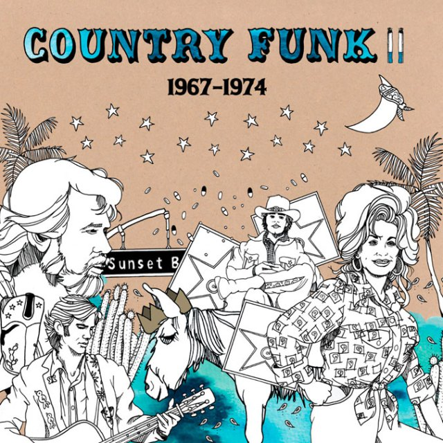 Country Funk Vol. 2